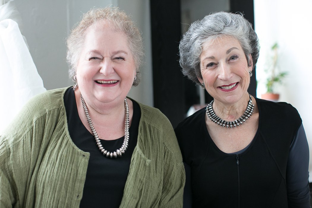 Portrait of Diana and Sharon